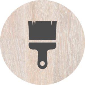 Refinish, wax, buff Hardwood Floors